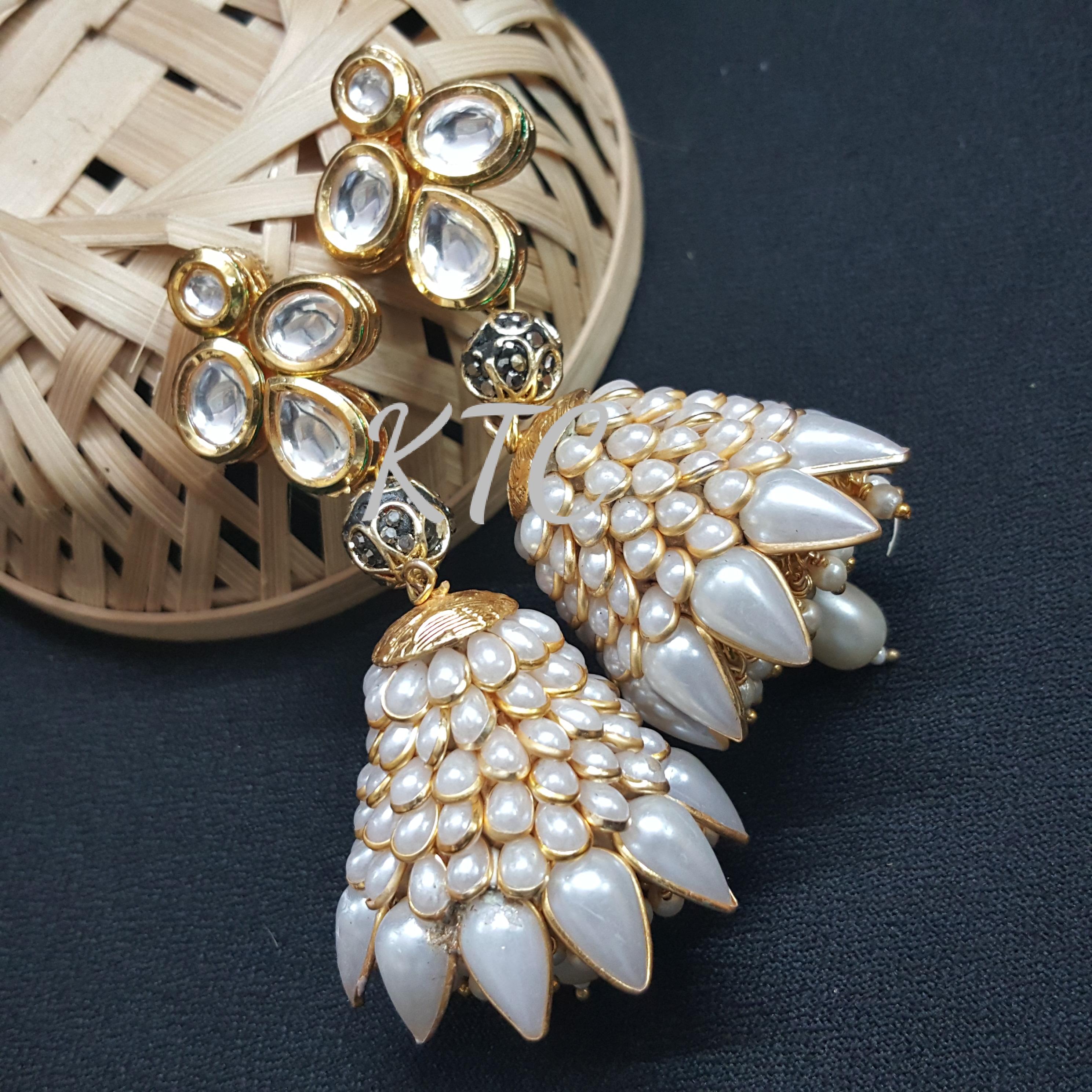 Pearl Paachi Jhumki